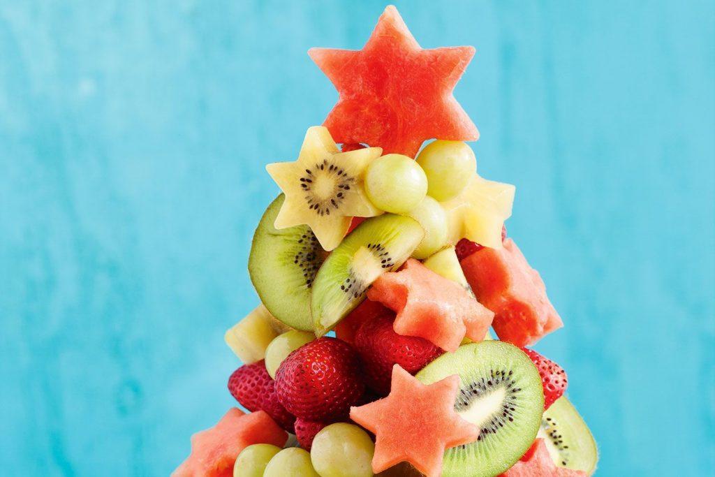 fructe la desert de sărbători